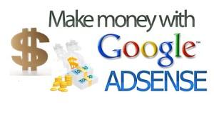用Google AdSense赚点额外钱