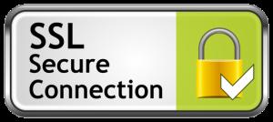 内容采用 SSL 加密