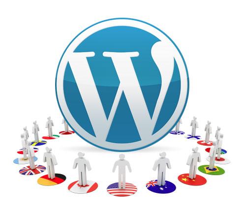 更改WordPress网站的语言设置