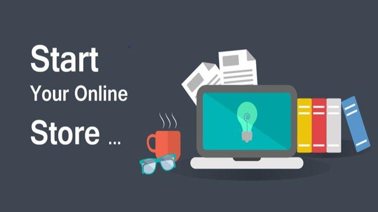 初学者建立网站, 网上商店与开网店免费指南
