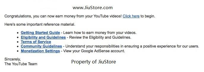 如何在美国通过YouTube在网上赚钱经验