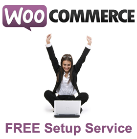WooCommerce免费电子商务网站搭建服务