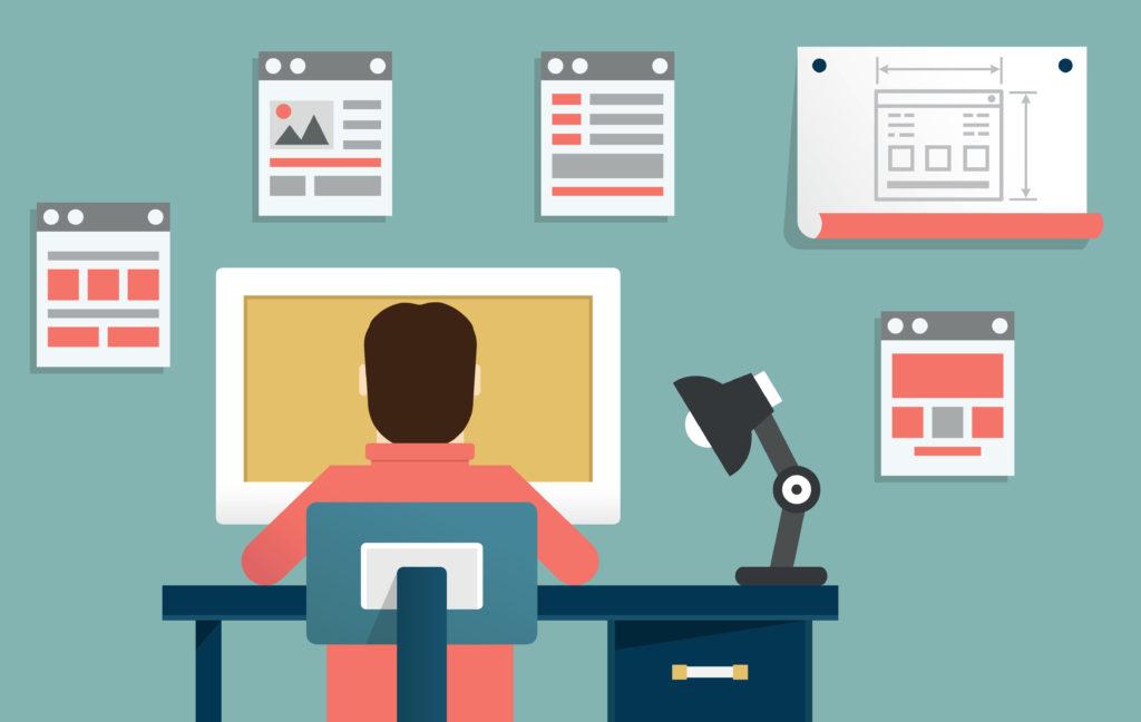 学习如何快速建立自己的网站是趋势