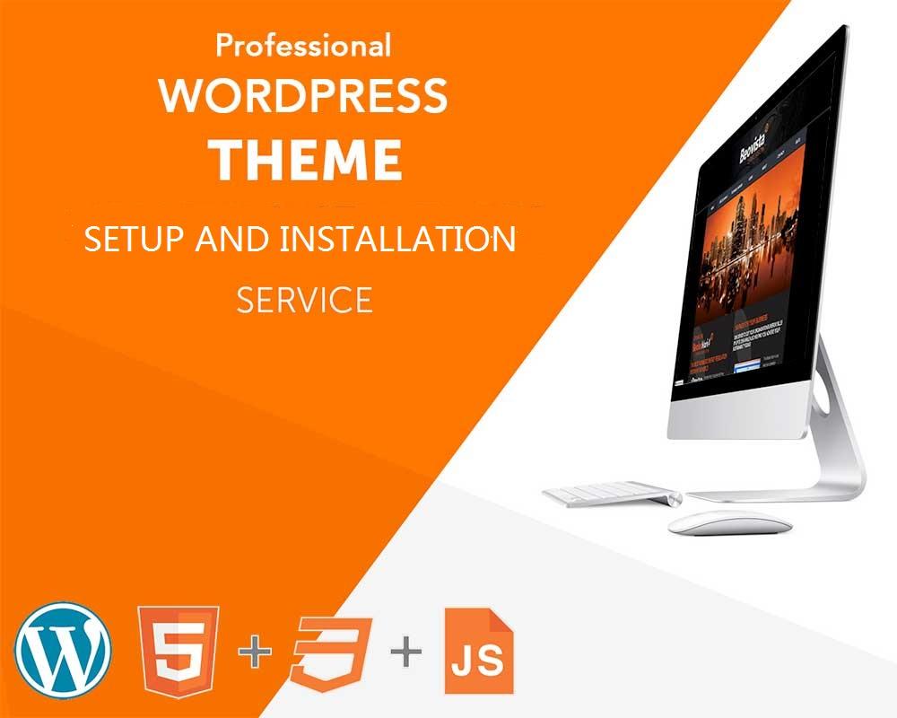 Genesis主题(WordPress主题)免费安装和设置服务