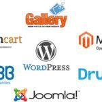 US Domain Center支持WordPress, Magento, Zen-Cart, Joomla, Discuz, PHPWind, 帝国CMS, 织梦CMS等