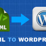 从用HTML代码到用WordPress免费建设平台(CMS)做网站