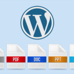 如何简单地把PDF文档上传到WordPress网站, 提供给浏览者或客户下载 (无需安装任何插件)