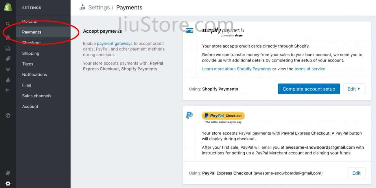 最新Shopify平台注册开网店教程: 从零开始打造一个Shopify新店铺